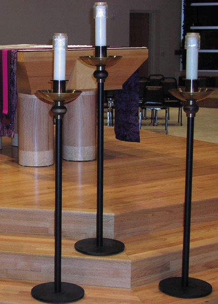 Paschal Amp Candle Stands For Churches